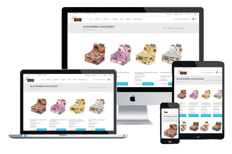 Obtené beneficios comprando en nuestra Tienda Online